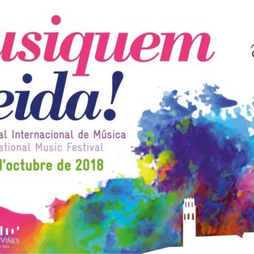 Musiquem Lleida!, bringing music to the streets of Lleida for 13 years